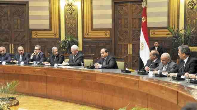 أ.د أمين لطفى - رئيس جامعة بنى سويف